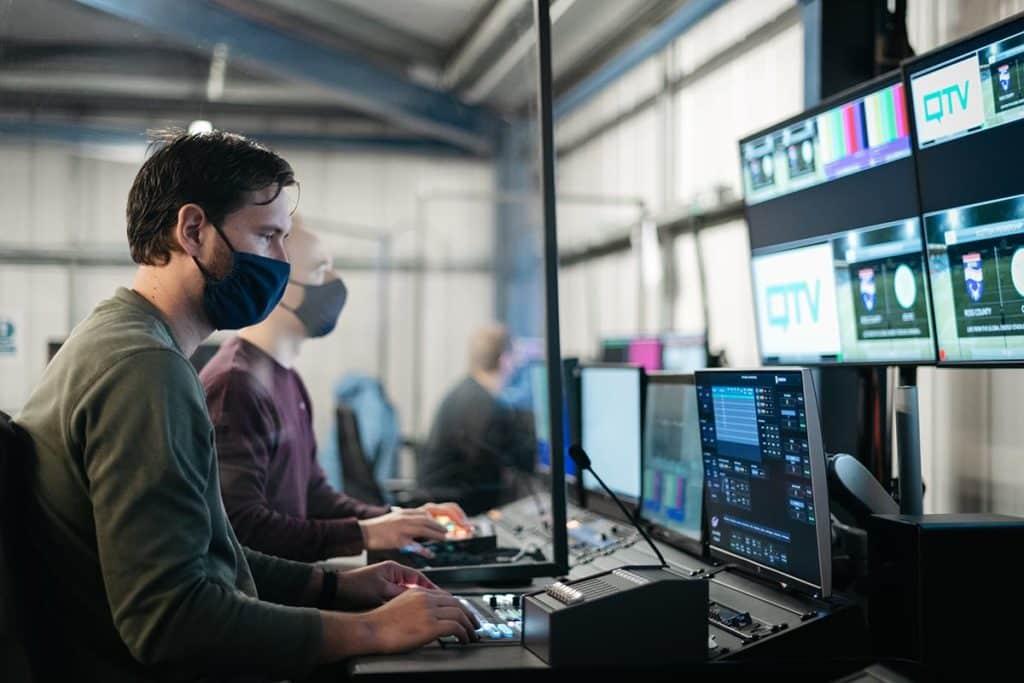 Remote Production | QTV Media